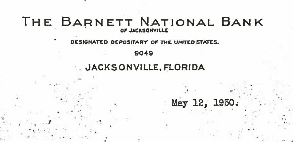 Barnett National Bank