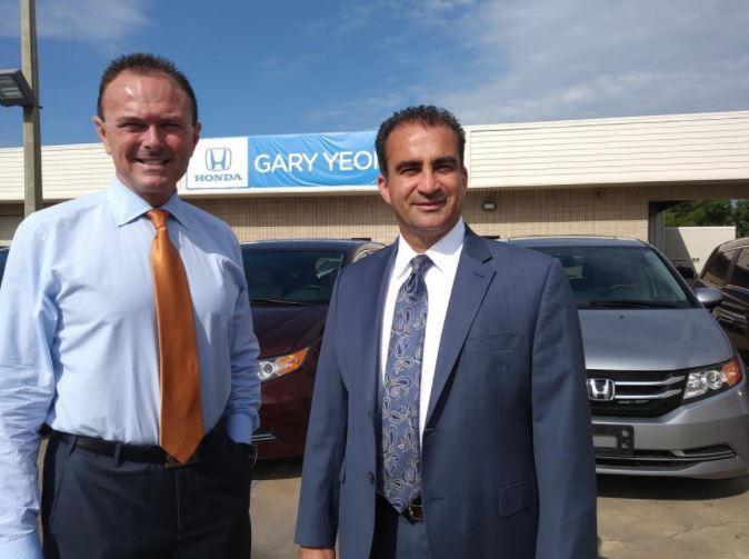 Daytona Auto Mall >> Yeomans, partners complete buy of Hendrick Honda Daytona ...